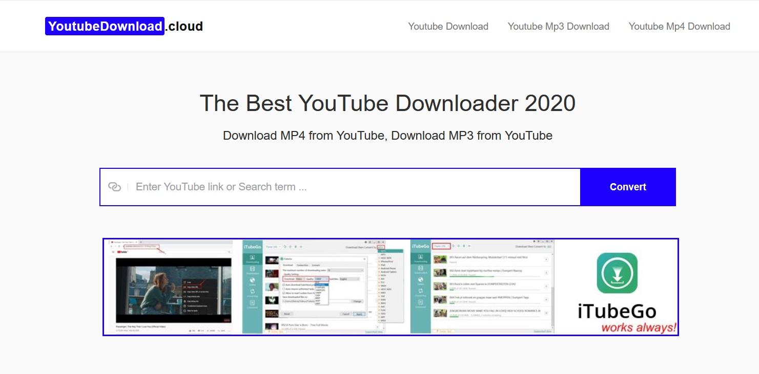 YoutubeDownload.cloud